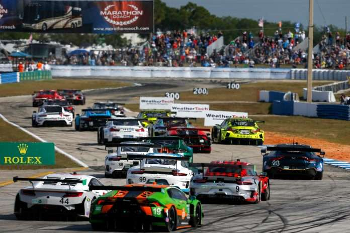 IMSA WEC WTCR NASCAR