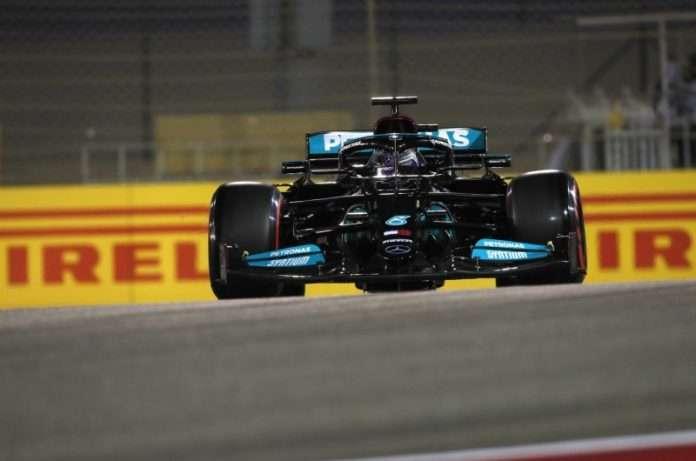 Lewis Hamilton vince il GP del Bahrain