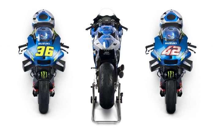 MotoGP 2021 Qatar Suzuki Ecstar Mir 1