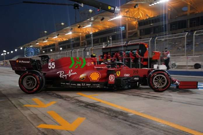 Bahrain Ferrari