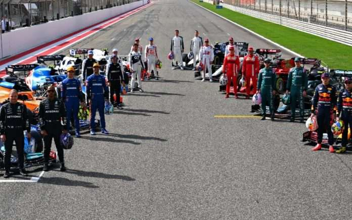 F1 conferenza piloti