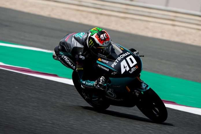 Motomondiale   Qatar Test Day 1: Binder primo in Moto3, Gardner davanti in Moto2