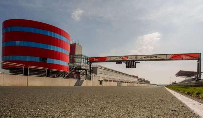 WSBK 2021 Calendario Estoril Navarra Circuito 1