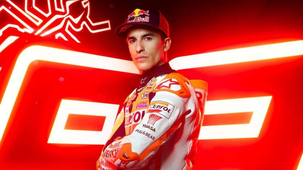 Marc Marquez intervista motogp.com