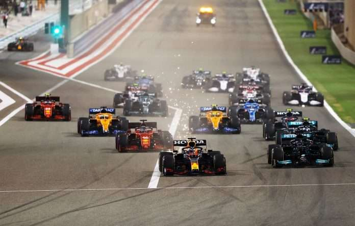 F1 sprint race