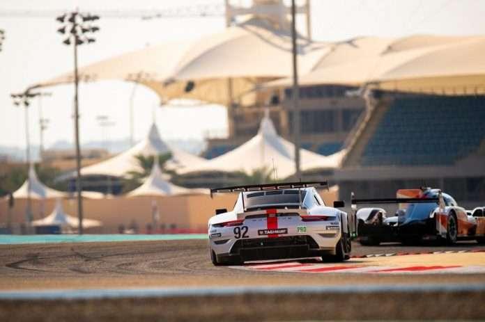 FIA WEC Porsche