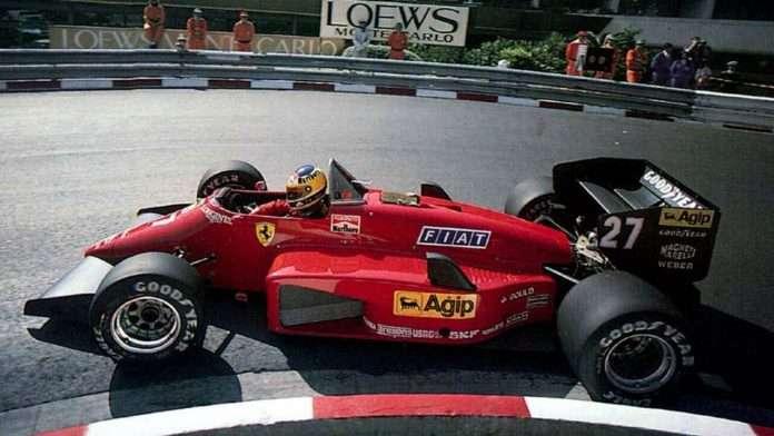 Alboreto 1985