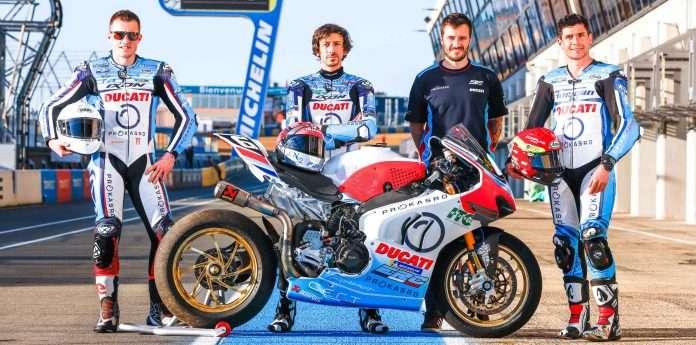 EWC 2021 ERC Ducati Line Up 1