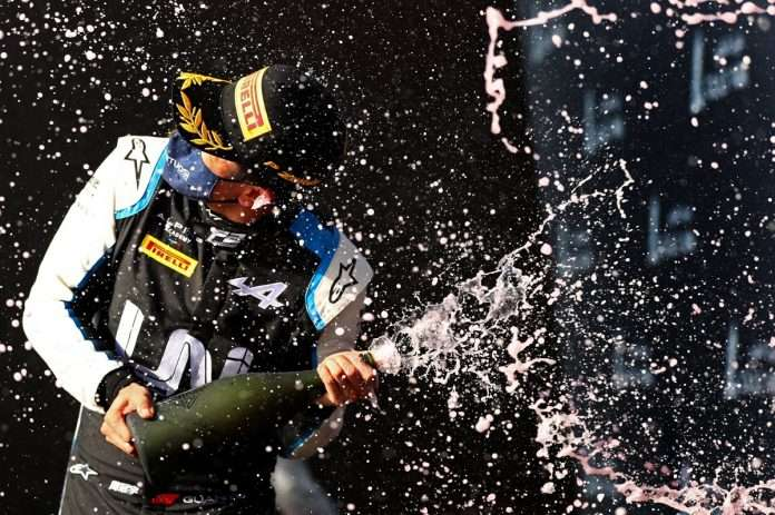 Round 1 Bahrain FIA F2 2021