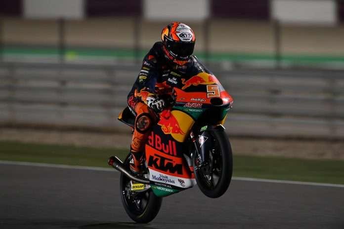 moto3 doha