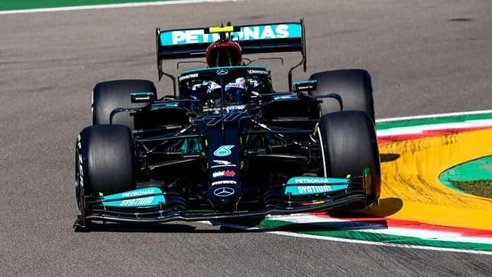 GP Emilia Romagna Mercedes