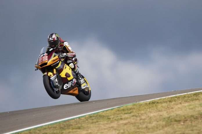 Lowes in pole a Portimao