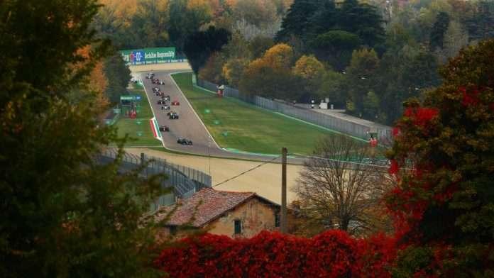 GP Emilia Romagna orario