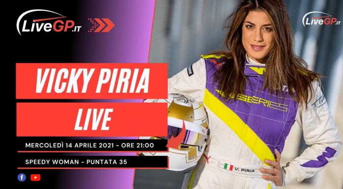 Vicky Piria a Speedywoman: