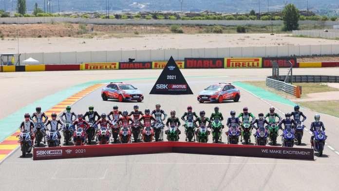 WSBK 2021 Aragon All picture 1