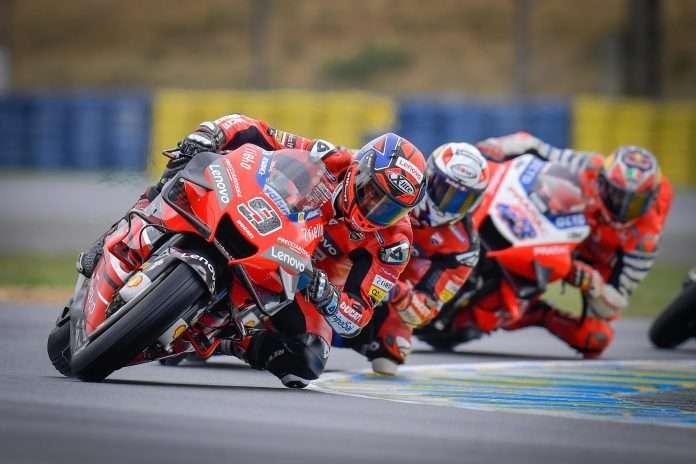 MotoGP | GP Francia: Info e Orari