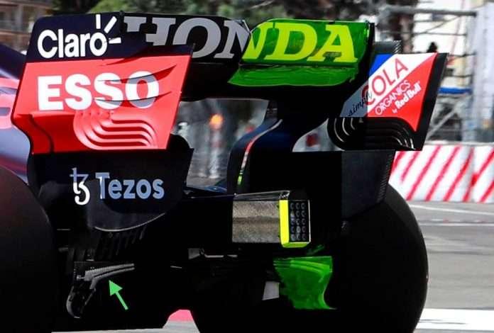 Red Bull sempre attiva nella ricerca aerodinamica