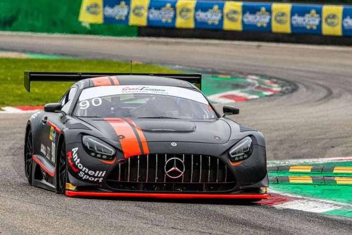 CIGT Sprint Monza race-2