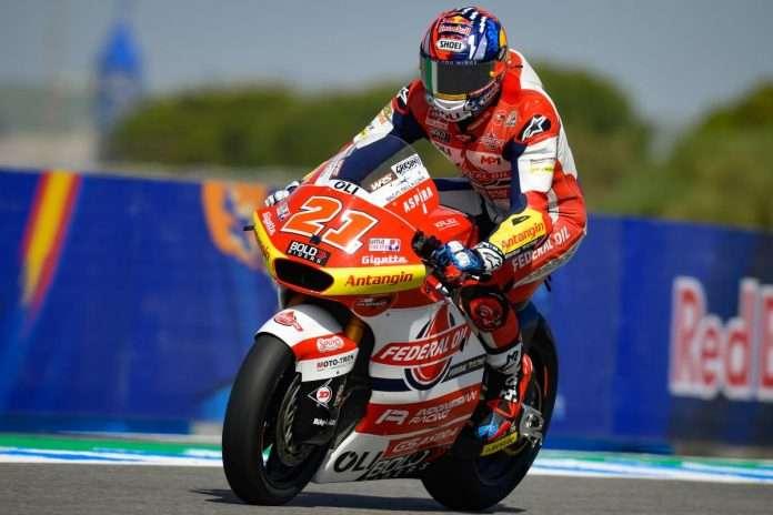 Moto2 | GP Spagna, Gara: Di Giannantonio domina a Jerez, 2° Bezzecchi e 3° Lowes