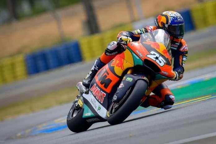 MotoGP | Raúl Fernández fa sua Le Mans, dietro Gardner e Bezzecchi, fuori Lowes