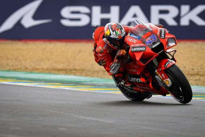 MotoGP 2021 Le Mans GP Francia Miller 1