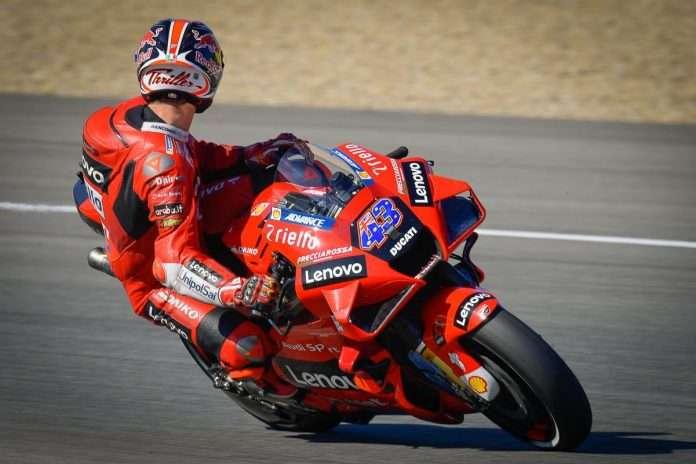 MotoGP 2021 Ducati Jerez GP Spagna Miller 1