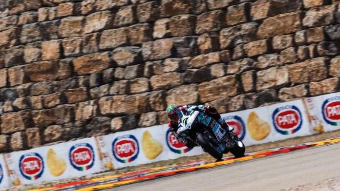 WSBK   GP ARAGÓN, FP2: Davies e Ducati in testa, seguono Rea e Redding