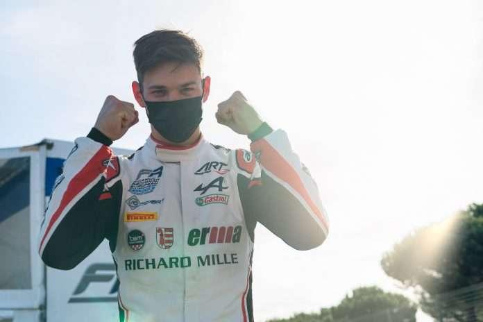 Formula Regional Gara 1 Saucy