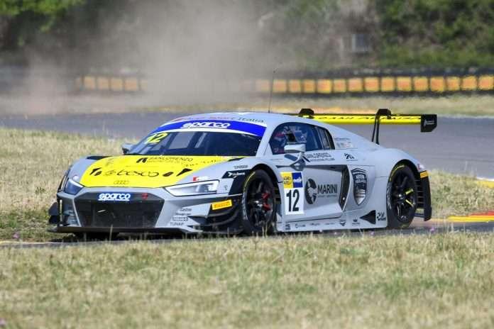 Audi Sport Italia domina a Pergusa