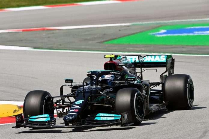 F1 Spagna FP1