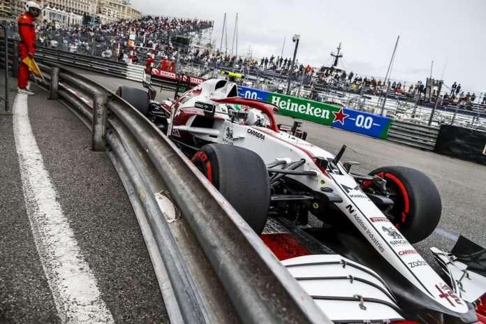 Giovinazzi F1