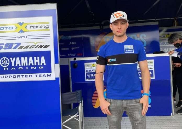 Federico Caricasulo, Yamaha Supersport WorldSBK