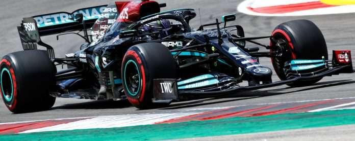 Lewis Hamilton vincitore del GP del Portogallo