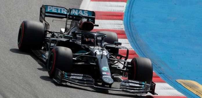 Lewis Hamilton vincitore del GP di Spagna