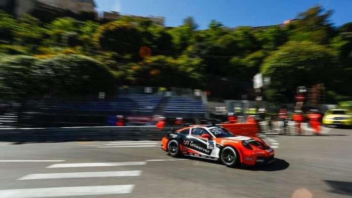 Porsche Supercup: Larry Ten Woorde vincitore a Monaco