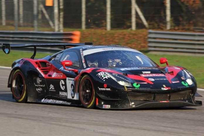 Crestani vincitore di gara-1 a Monza