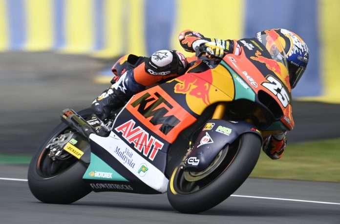 Moto2   GP Francia, Qualifiche: prima Pole di Raúl Fernández sotto la pioggia di Le Mans