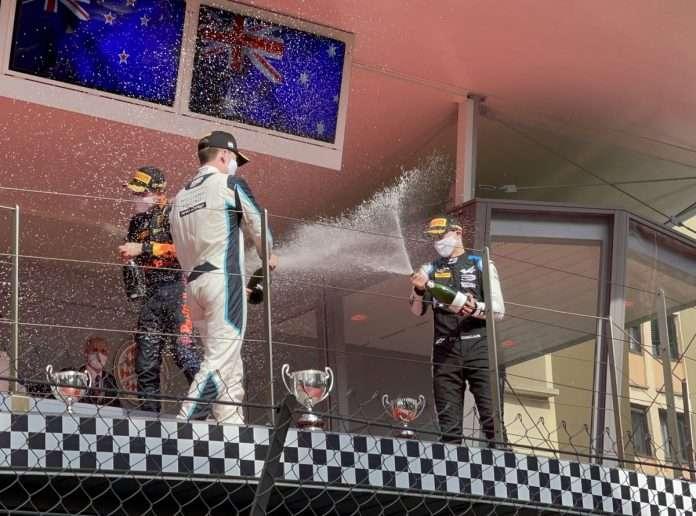 Lawson vince gara-2 a Monaco FIA F2 2021