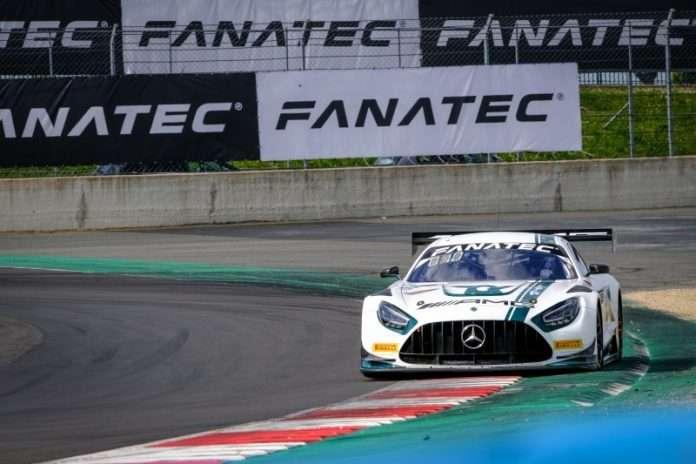 GT World Challenge Europe, la Mercedes vincitrice a Magny-Cours