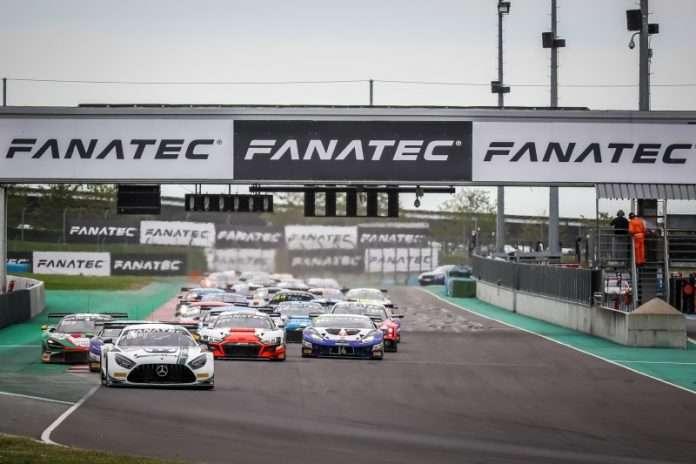 TCR NASCAR GT