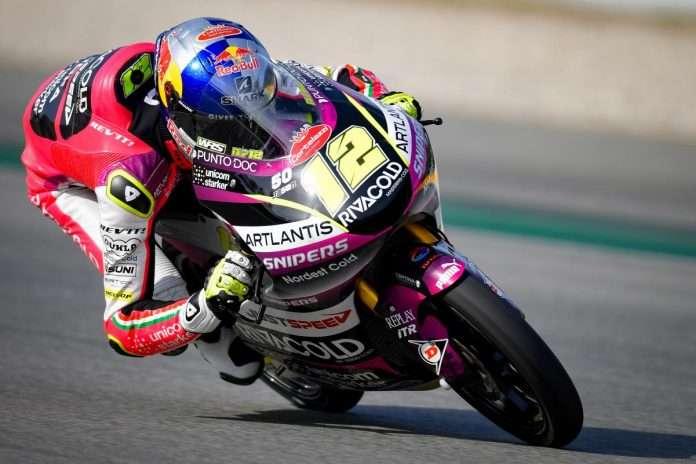 Moto3   GP Germania: prima Pole in carriera per Filip Salač