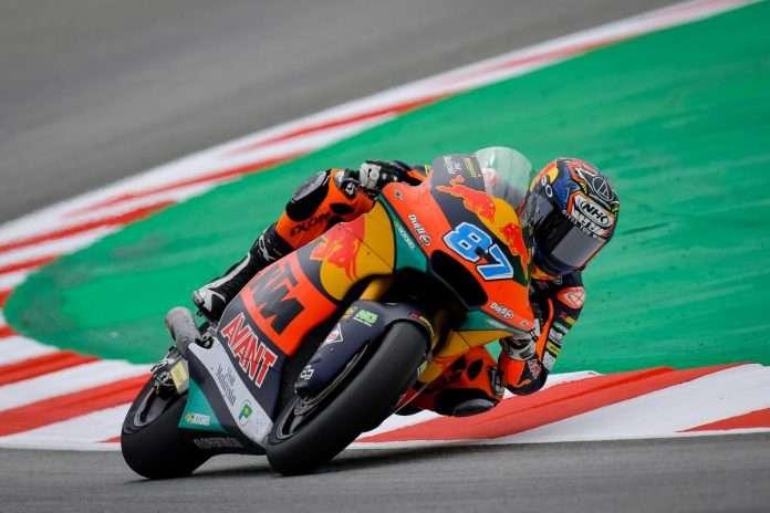 Moto2 | GP Catalunya, Qualifica: Remy Gardner piega gli avversari in Q2