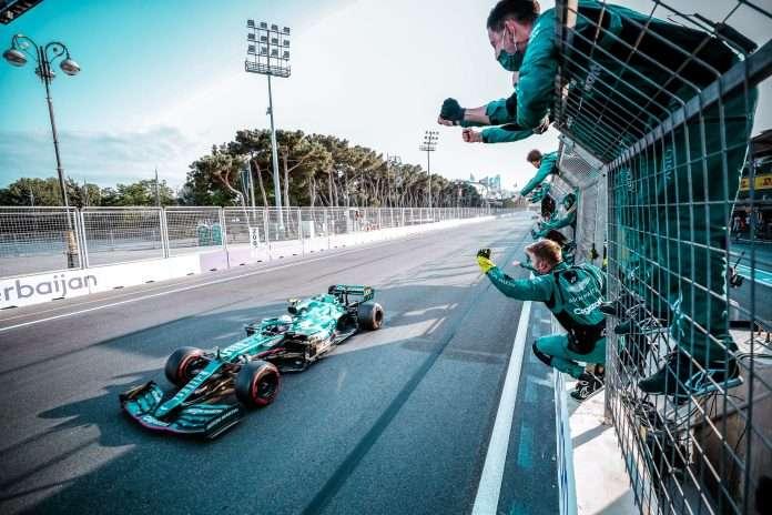 GP Azerbaijan campioni
