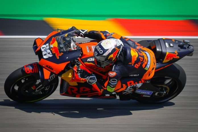 Miguel Oliveira su KTM