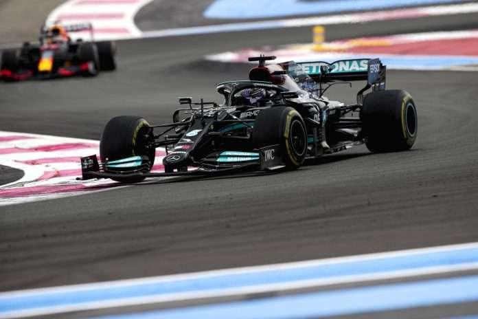 Francia Mercedes