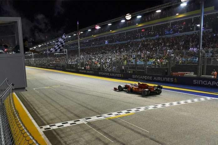 GP Singapore 2021