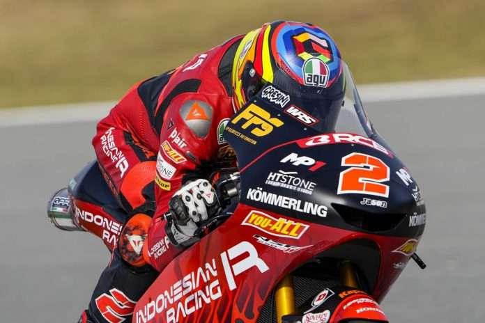 Gabriel Rodrigo pole GP Catalyna