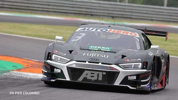 DTM race-2 Monza