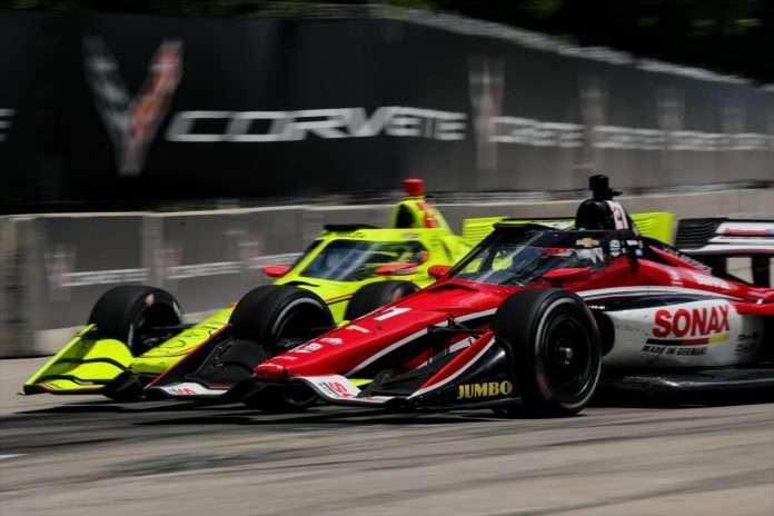 IndyCar Detroit