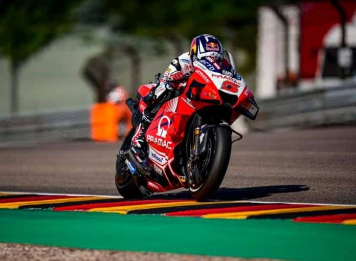 Johann Zarco, Ducati Pramac, Pole GP Germania